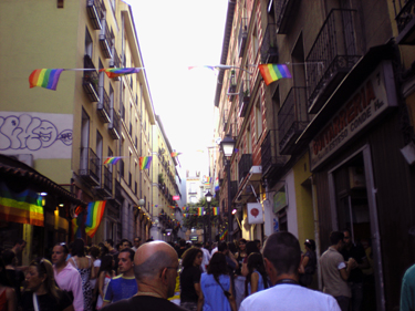 Chueca District